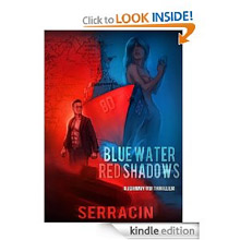 Blue Water Red Shadows
